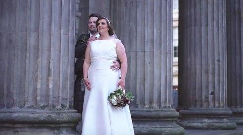29 glasgow wedding video