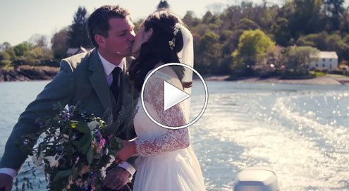 Rachel & Colin's Wedding Video Highlights