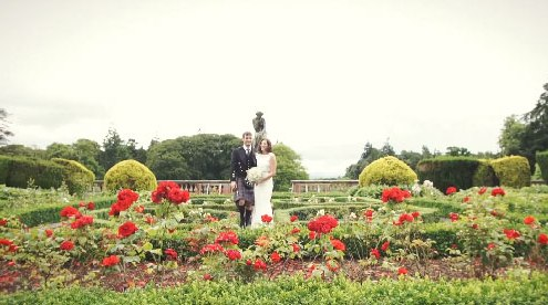 Manderston House Wedding