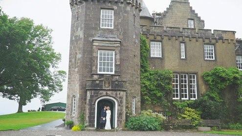 Botourich Castle Wedding Video