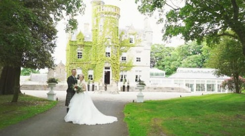 Carlowrie Castle Wedding