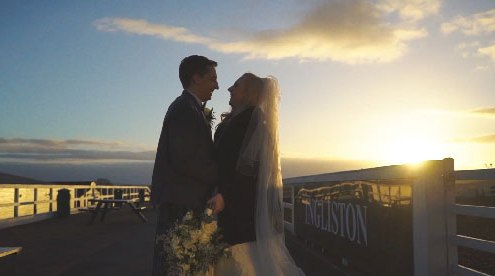 Vintage Ingliston Wedding Video
