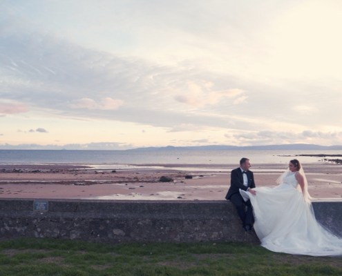 Seamill Wedding Video