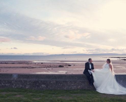 Seamill Wedding Video