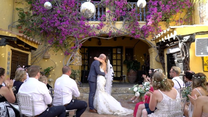 Pikes Ibiza Wedding Video