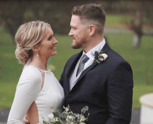Cornhill Castle Wedding Video