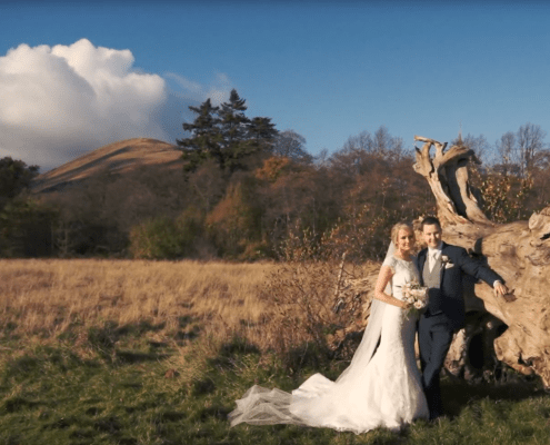 Lodge On The Loch Wedding Video