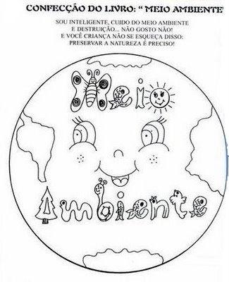 ATIVIDADES DE MEIO AMBIENTE PARA EDUCAÇÃO INFANTIL