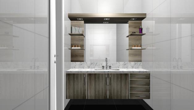 Gabinete Para Banheiro Com Espelho Veja Modelos