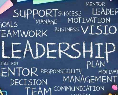 was ist leadership