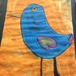 Kunst In Der 1 Und 2 Klasse Grundschule Grossniedesheim