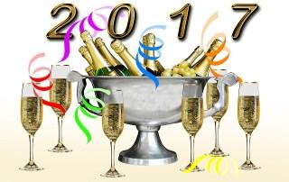 Neujahr 2017 (Pixabay)