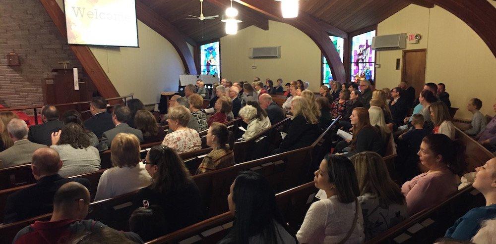 Sunday Worship at Good Shepherd