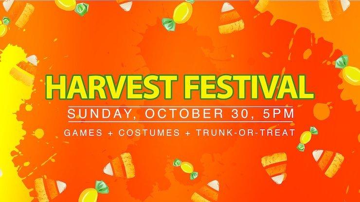 Good Shepherd Harvest Fest
