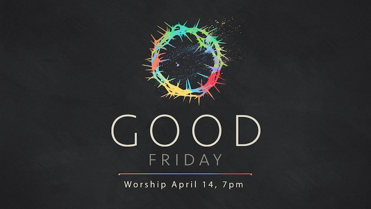 Good Friday at Good Shepherd