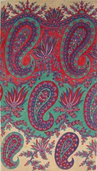 Paisley shawl designs - GSA Archives & Collections - GSA ...