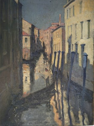 '1908' Painting on Board