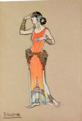 Salome, from Salome (Archives Reference: NMC/98?C)