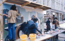 Activities Week, Sauchiehall Street, 1976