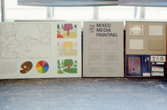 Tommy Lydon, Diploma Show GSA, 1978. Image courtesy of Roger Hoare