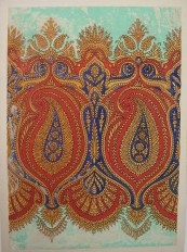 Paisley Shawl Design (Archive reference: DC/39/5)