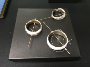 'Dall Blind Collection' brooch, 2014 in the GSA Archives and Collections (reference: NMC/1600)
