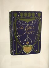 'The Eagle's Nest' by S. E. Cartwright with binding by Talwin Morris, The Glasgow School of Art Library (Library reference: 'Book Arts'/MORR)
