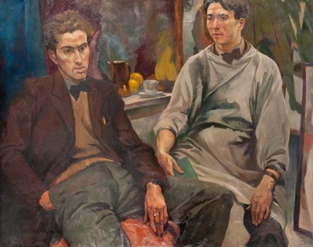 The Painters Colquhoun & McBryde (The Two Roberts), 1937-1938, The Glasgow School of Art Archives and Collections (Archive reference: NMC/020)