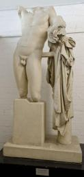 Hermes of Praxiteles, mid 19th to early 20th century, GSA Archives and Collections (archive reference: PC/12)