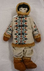 Eskimo Doll, 1956, GSA Archives and Collections (archive reference: NMC/1544)