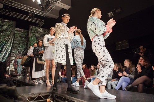 Image from GSA Fashion Show 2015. Image courtesy of GSA's Flickr Page.