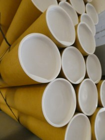 Packaging stocks have been replenished with postal tubes ready to use!