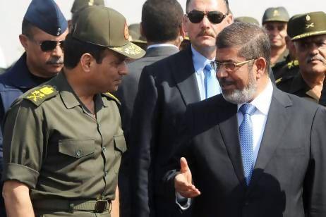 Morsi and Sisi