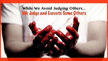 Judging Others - GSalam.Net