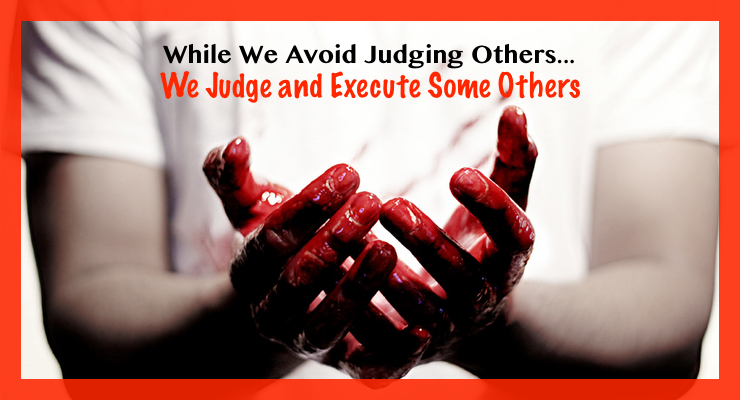 Judging Others - GSalam.Net