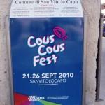 Al via il Cous Cous Fest 2010 a San Vito Lo Capo