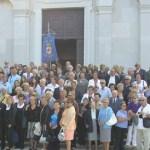Raduno internazionale degli esuli istriani a Rovigno