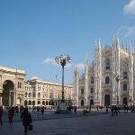 Milano, città al centro dell'Europa