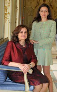 oggi Anna Giuliani e Giada Caudullo