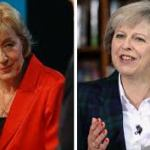 Andrea Leadsom e Theresa May vincono il voto dei Tory per la leadership