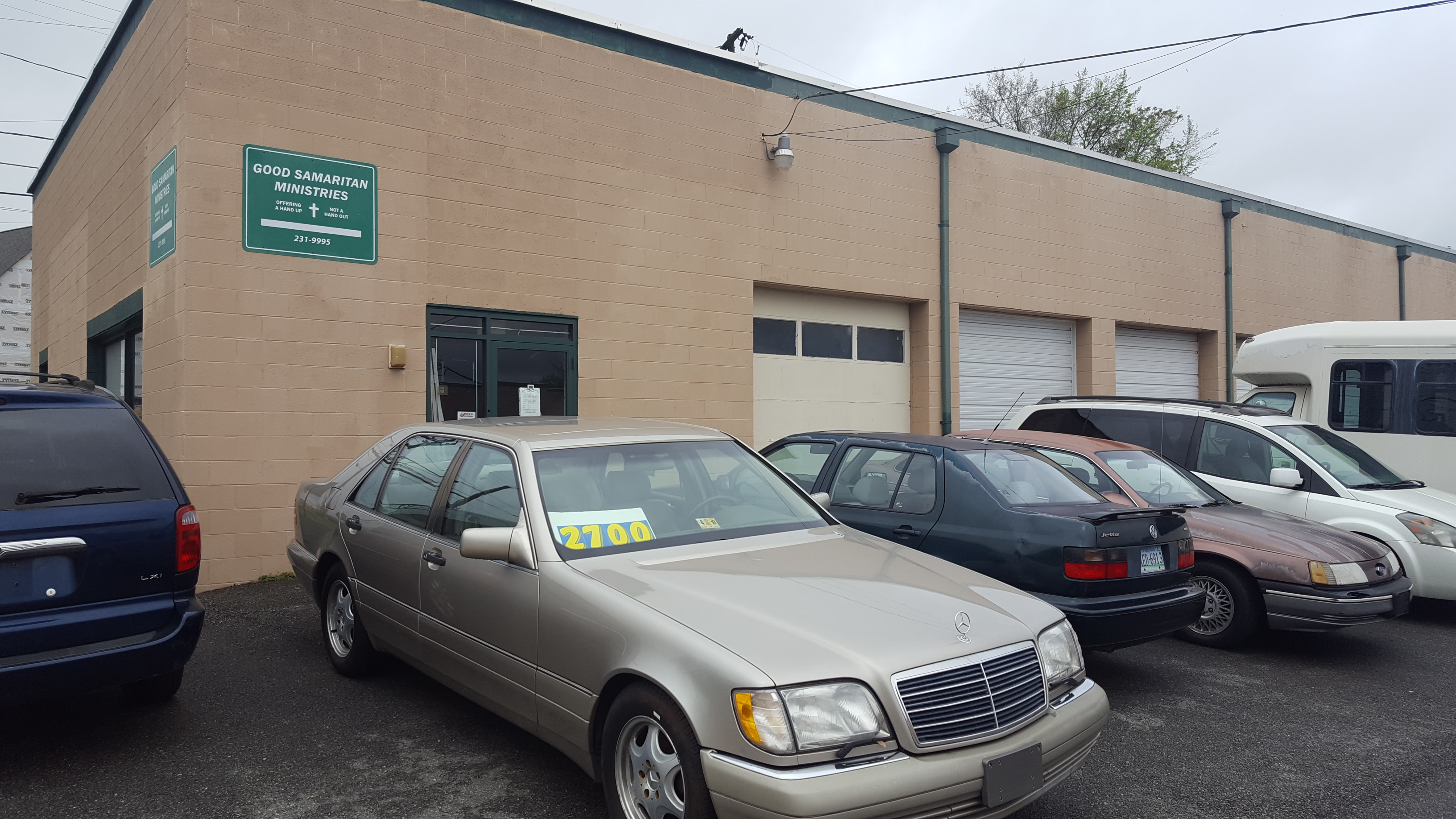 One Way Auto >> Good Sam Auto Sales Good Samaritan Ministries