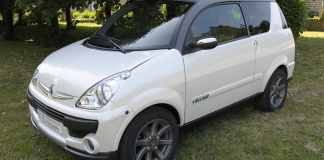 Aixam Crossline Evo SL Limited 2010