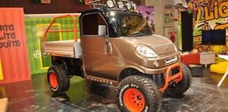 Microcar Flex Highland X concept (Mondial 2016)