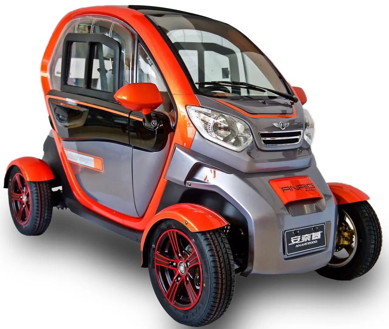 E-Road Lycar : un Twizy chinois vendu sur Cdiscount ...