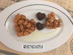 Pignolata Struffoli Castagnole