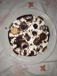 Torta innevata