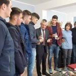 Calabria: Impegno sociale degli alunni creata la soluzione igienizzante
