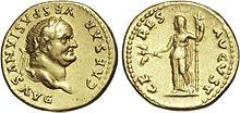 Il Tributo è l'Urina - Vespasiano