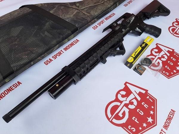 senapan pcp predator tactical