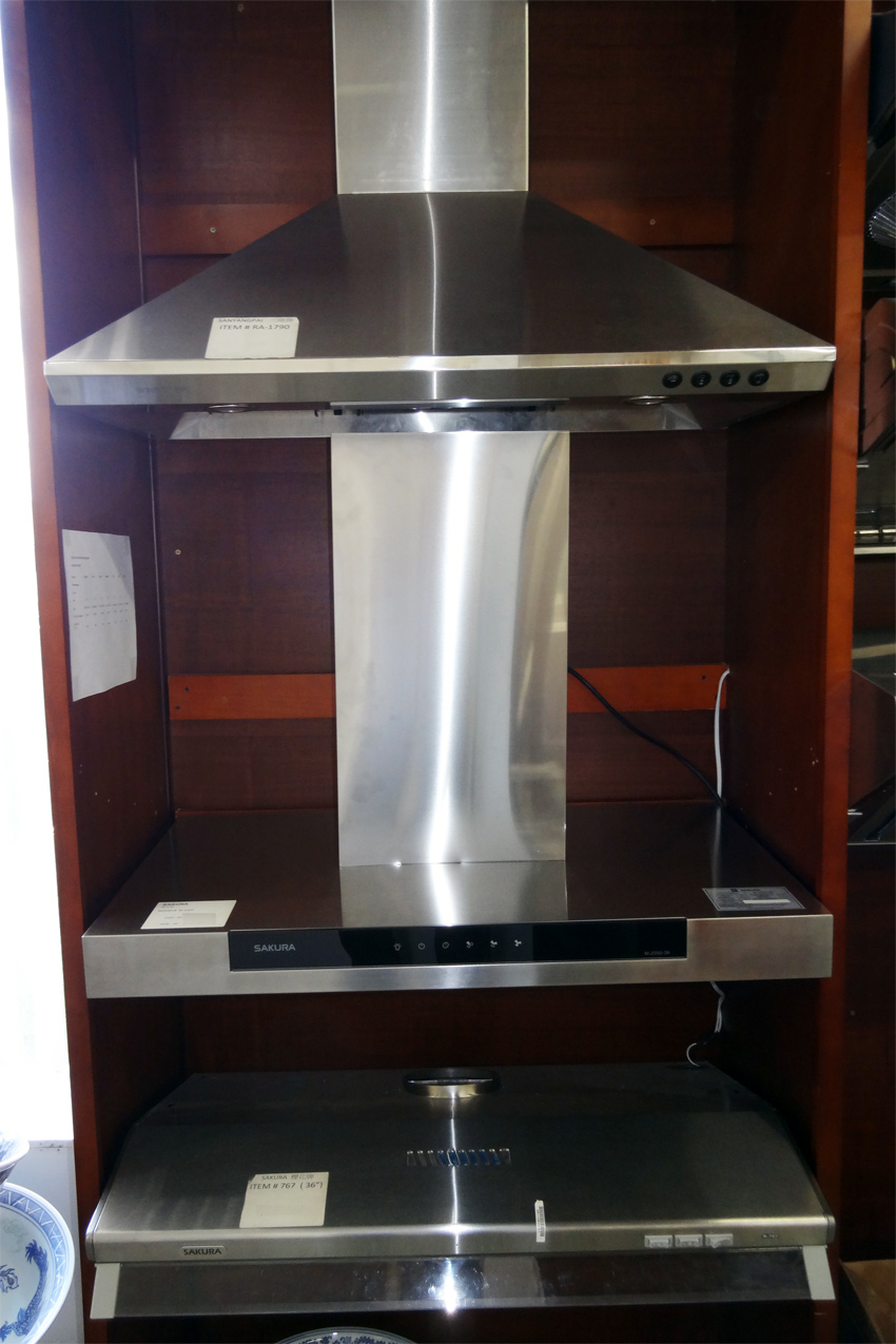 Kitchen Hoods  GS Building Supply Inc